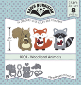 Woodland Animals - Karen Burniston Dies