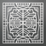 "Architecture 3.3""X3.3"" - Ultimate Crafts The Ritz Background Die"