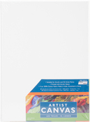 "9""X12"" - Pro Art Stretched Artist Canvas Twin Pack 2/Pkg"