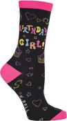 Birthday Girl - Novelty Crew Socks