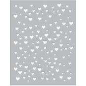 Heart Confetti - Hero Arts Fancy Dies