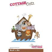 """Noah's Ark 3.6""""X3.7"""" - Cottagecutz Die"""