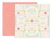 Turn The Page Paper 10 - Pink Paislee