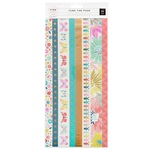 Turn The Page Washi Tape Book - Pink Paislee