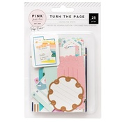 Turn The Page Journaling Spots - Pink Paislee