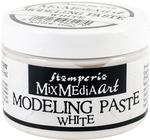 White - Stamperia Modeling Paste 150ml