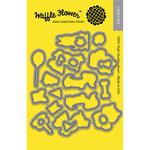 Pawsome - Waffle Flower Die