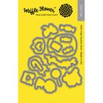 Sweets - Waffle Flower Die