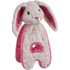 Blushing Bunny - Charming Pet Cuddle Tugs