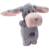 "Bunny 6""X6""X12"" - Charming Pet Puppet Squeaks"