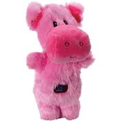 "Pig 6""X6""X12"" - Charming Pet Puppet Squeaks"