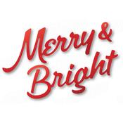 Merry & Bright Dies - Dee's Distinctively Dies
