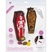 Spooktacular Coffin Treat Box - Tonic Studios Die - PRE ORDER