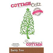 Swirly Tree - CottageCutz Elites Die