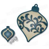 Lena Ornament 1-Large - Dee's Distinctively Dies