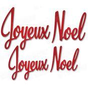 Joyeux Noel-Large & Small - Dee's Distinctively Dies
