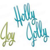Holly Jolly Joy - Dee's Distinctively Dies