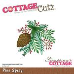 Pine Spray - CottageCutz Die
