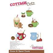 Cocoa & Sweet Treats - CottageCutz Die