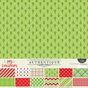 Jolly Christmas Collection Kit - Authentique