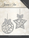 Christmas Ornaments - Find It Trading Jeanine's Art Christmas Classics Die