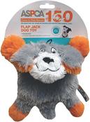Orange - ASPCA Flap Jack Dog Toy
