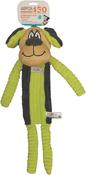 Green - ASPCA Corduroy Pup Dog Toy