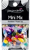 Rainbow Water Ice - Mini Mix Beads