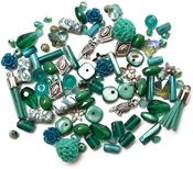 Swiss Chard - Mini Mix Beads
