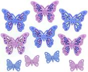 Sweet Butterflies - Dress It Up Embellishments