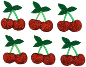 Cherries - Dress It Up Embellishments