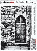 """Little Door - Darkroom Door Cling Stamp 4.5""""X3"""""""