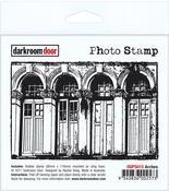 """Arches - Darkroom Door Cling Stamp 4.5""""X3"""""""