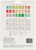 Quotes - American Crafts Memory Planner Starter Kit