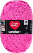 Hot Pink - Red Heart Comfort Yarn