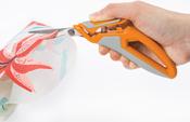 """Fiskars Total Control RazorEdge Precision Scissors 7"""""""
