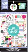 Mini Planner Basics - Create 365 Happy Planner Sticker Value Pack