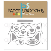 Cat Dog Card - Paper Smooches Dies