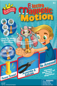 Scientific Explorers Electro Magnetic Motion Kit