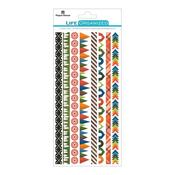 Outdoors Rice Paper Border Stickers - Paper House