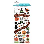Halloween Puffy Stickers - Paper House