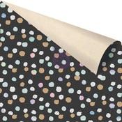 Offset Dot Paper - Zella Teal - Prima