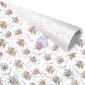 Floral Stories Paper - Zella Teal - Prima