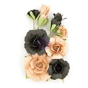 Fearless Flowers - Zella Teal - Prima