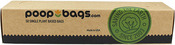 """Poop Bags 8""""X12"""" 50ct"""