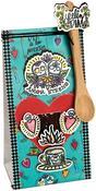Muertos - Sizzix Framelits Die & Stamp Set By Crafty Chica 5/Pkg