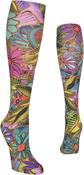 All Over Floral - Laurel Burch Knee High Socks