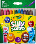 Crayola Silly Scents Twistables Mini Crayons