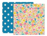 Wild Child Paper Three - Pink Paislee - PRE ORDER