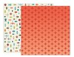 Wild Child Paper Eleven - Pink Paislee - PRE ORDER